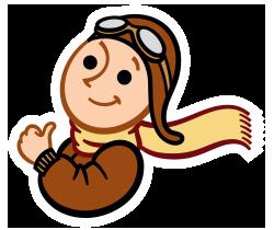 Comfort Squad mascot